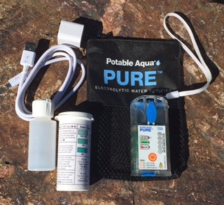 best travel gear Pure Electrolytic Water Purifier
