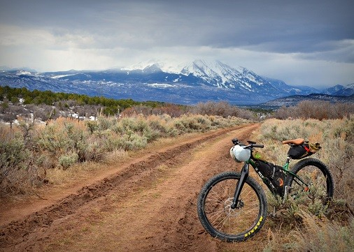 REI Profile of a Long Distance Cyclist on the Arizona Trail