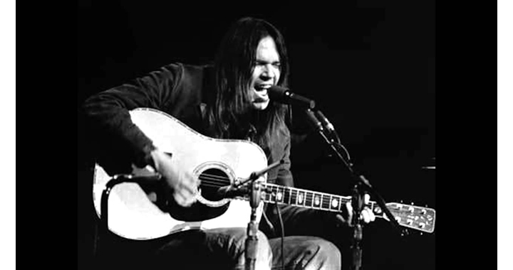 Old Man - Neil Young -