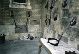 A typical Asylum Office interrogation chamber... er, interview room.