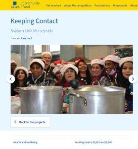 ALM's Aviva Fund Project