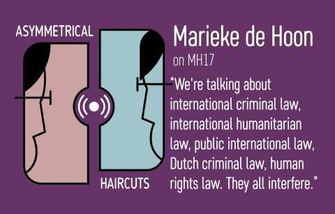 Episode 5 – All the different ways of getting justice for MH17 with Marieke de Hoon