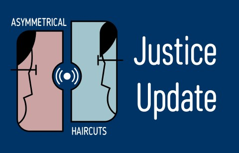 Justice Update – Congo, Ukraine and Russia