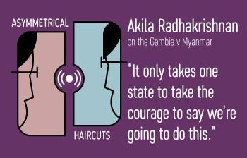 Episode 12 – Genocide and Gender with Akila Radhakrishnan