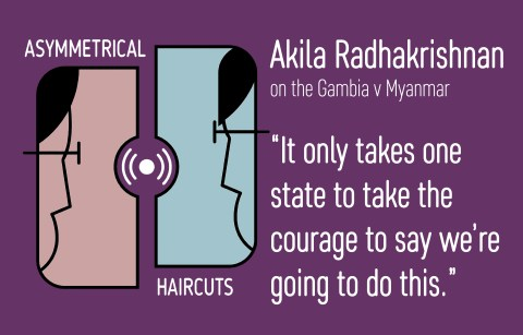 Episode 12 – Genocide and Gender with Akila Radhakrishnan