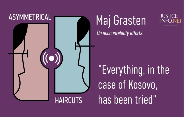 Episode 20 – Kosovo's zombie court comes to life with Maj Grasten