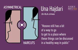 Episode 30 – Calling Kosovo with Una Hajdari