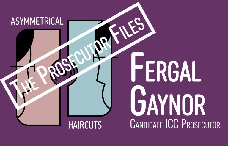 The Prosecutor Files: Fergal Gaynor