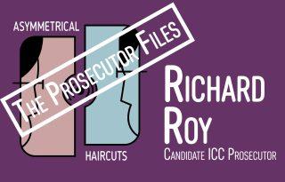 The Prosecutor Files: Richard Roy