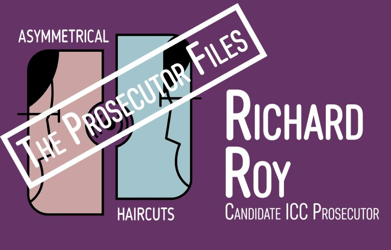 The Prosecutor Files: Richard Roy