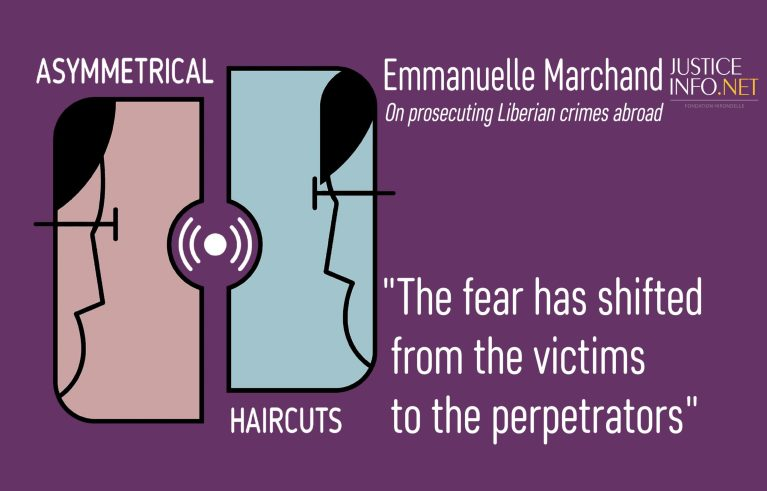Episode 37 – Liberian Truths with  Massa Emilia Washington and Emmanuelle Marchand