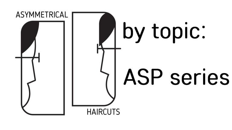 The asp2019 series