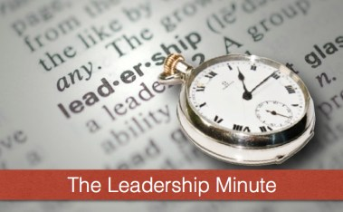 Leadership Minute