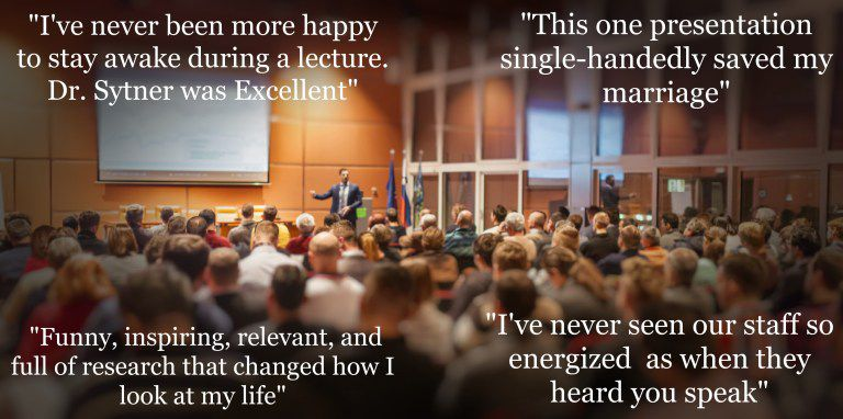 Ari Sytner Keynote Speaker