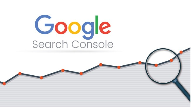 Outil SEO Google Search Console