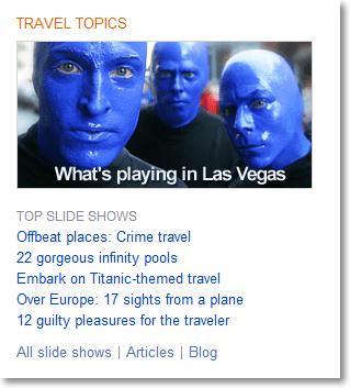 Bing Slideshow