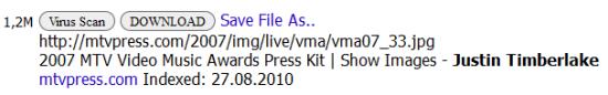 Findfiles prüft auf Viren