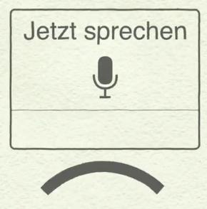 Sprachsuche