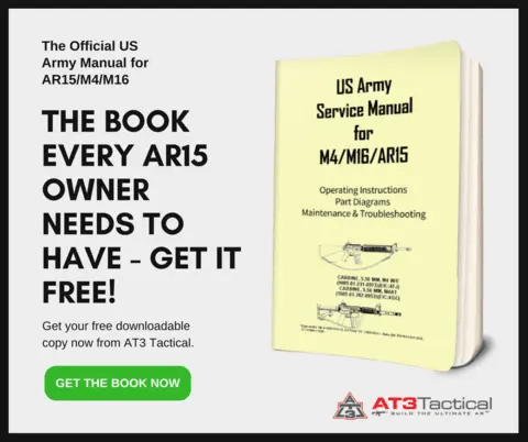 US Army Service Manual AR 15 Ebook