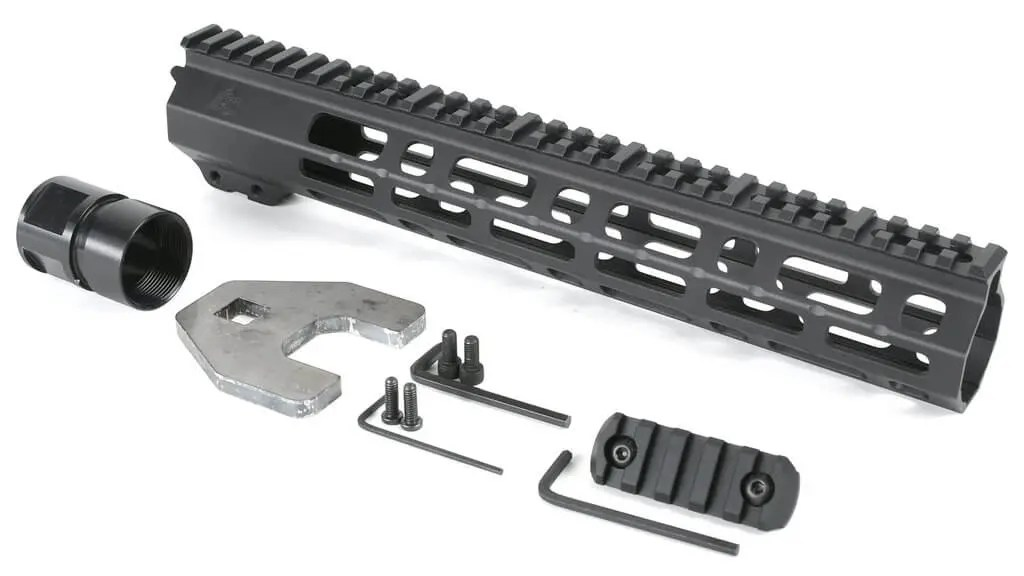 Full Kit - Rail, Hardware, and Tools