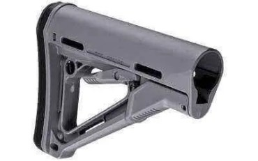 Gray AR 15 Furniture - Gray AR-15 Accessories from Magpul & More
