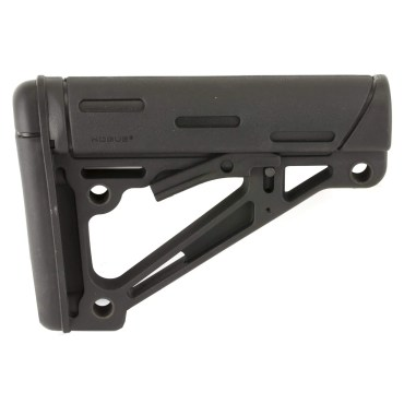 Hogue AR-15/M-16 OverMolded Collapsible Buttstock (Commercial)
