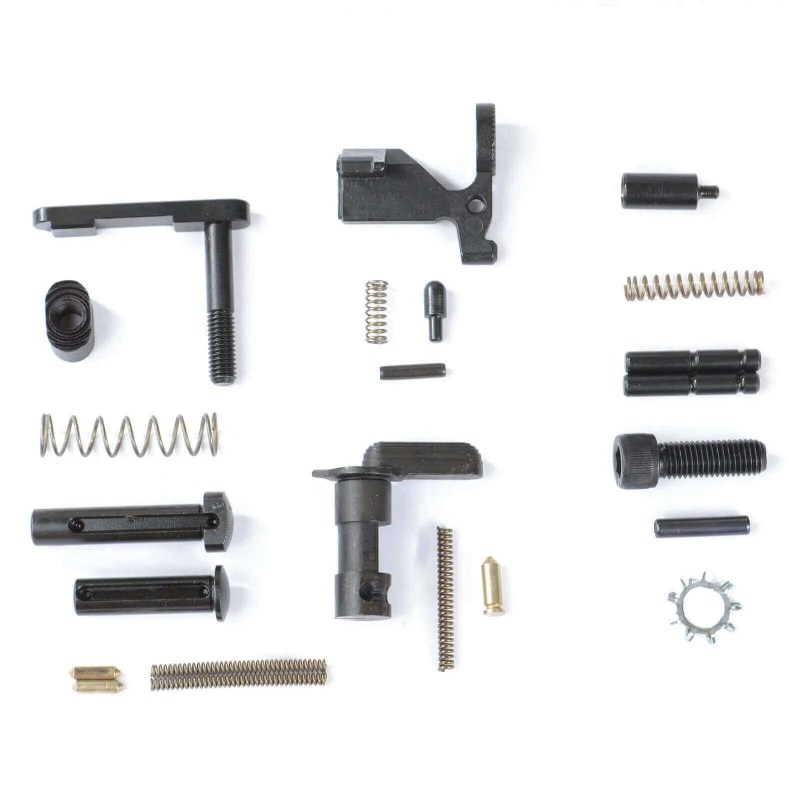 AT3™ Pro-Builder™ AR-15 Lower Parts Kit - No Grip or Trigger Assembly
