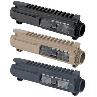 AT3 Tactical AR-15 Slick Side Billet Upper Receiver