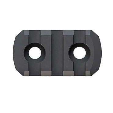 Magpul Polymer Picatinny Rail Section for M-LOK - 4 Lengths - 3, 5, 7, 9 or 11 Slot