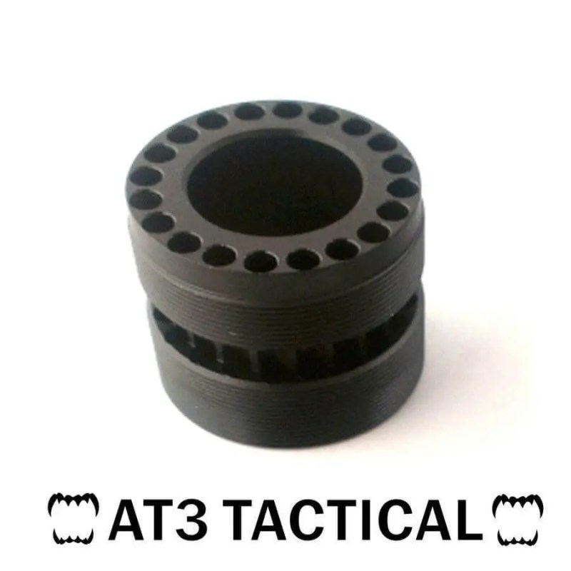 Replacement Barrel Nut For AT3 Tactical for T-series Free Float Quad Rail Handguards