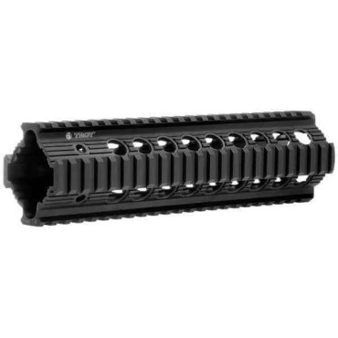 "Troy Bravo Rail 9"" Free Float Quad Rail"