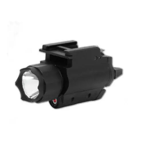 NcStar Red Laser Sight with 3W Light Combo - AQPFLS