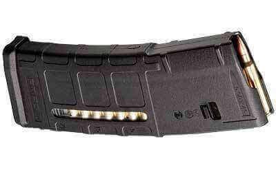 OPEN BOX RETURN Black Magpul PMAG 30 Round M2 MOE Window Mag - .223 / 5.56 NATO - MAG570