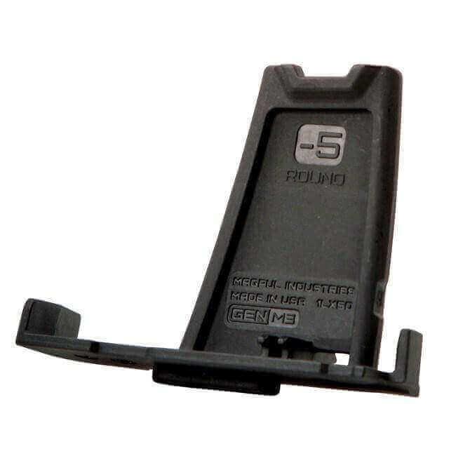 Magpul PMAG 5 Rd Limiter 3 pack - 762NATO - Fits PMAG Gen M3 - MAG562BLK