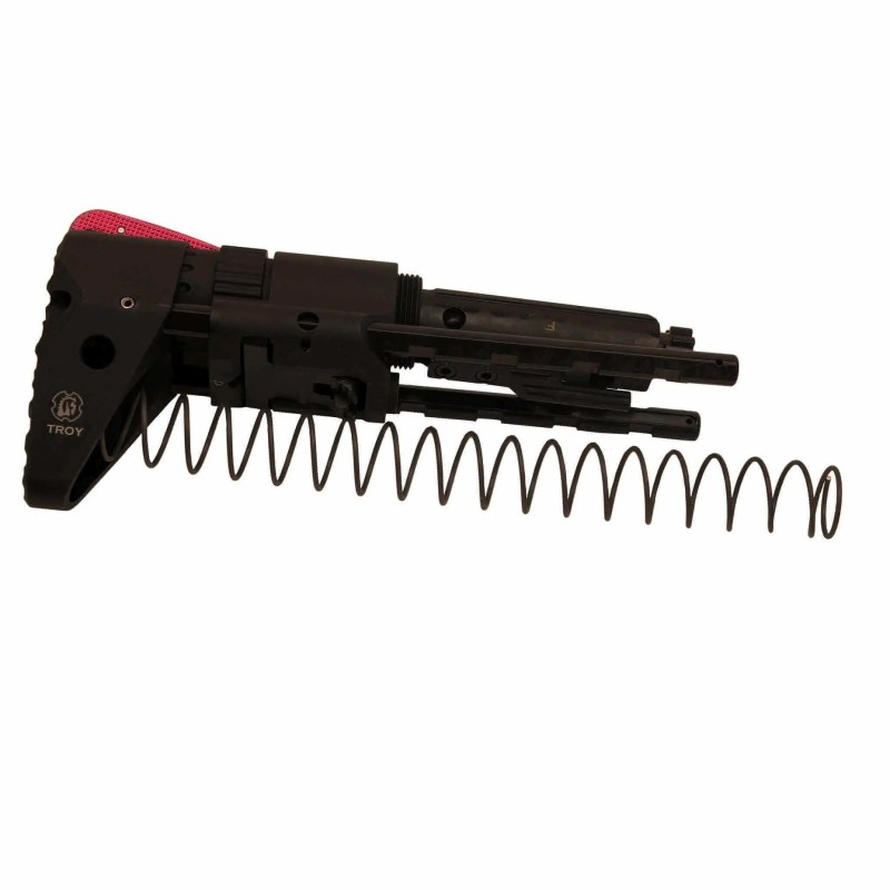 Troy Tomahawk PDW Stock Kit - AR15 Rifles - Includes BCG & Buffer Assembly