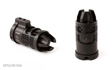 VG6 Muzzle Brake + CAGE Device Set - Includes CAGE and Choice of Muzzle Brake