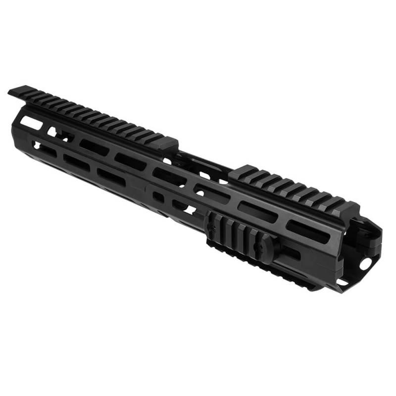 NCStar Extended Carbine M-LOK Handguard for AR15 - Black