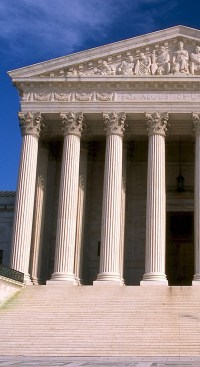 [View of the Supreme Court]