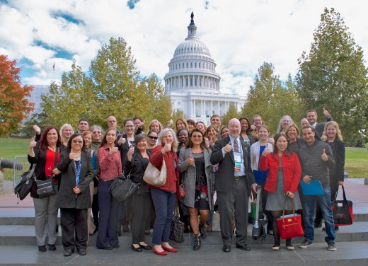 [ATA58: Advocacy Day - Photos by Jeff Sanfacon 2017]