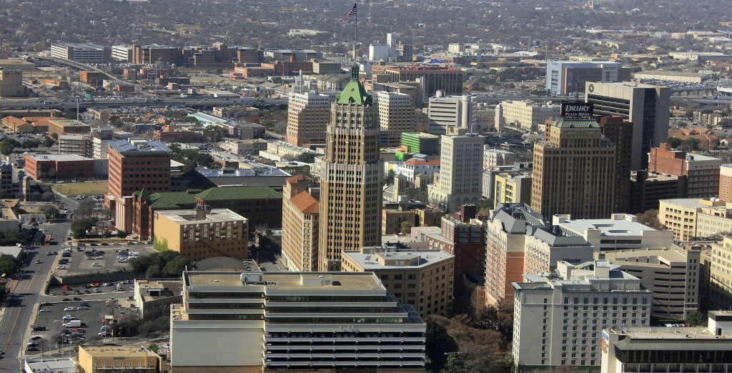 [view of San Antonio (TX) - NAJIT annual conference 2016 - call for papers ]