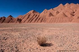 Desierto del Diabolo, clay mountains of the Puna de Atacama near Tolar Grande, Argentina