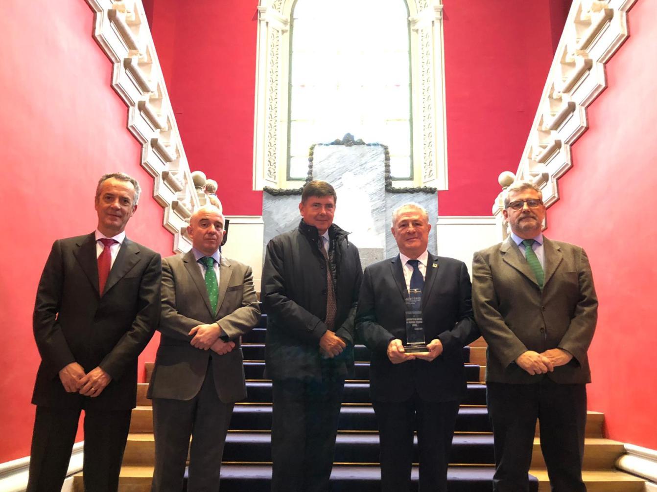 ATADES Transparencia Premio