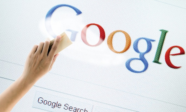 google içerik kaldırma