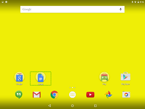 Android Switch Access