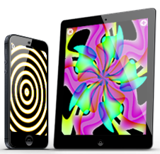 Cause and effect app Sensory Magma