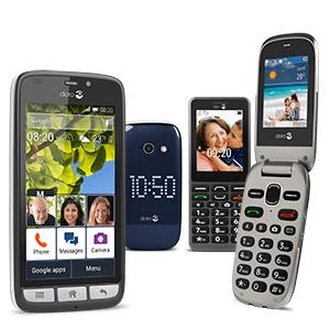 Doro phone range