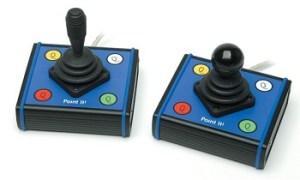 Point It joysticks mice