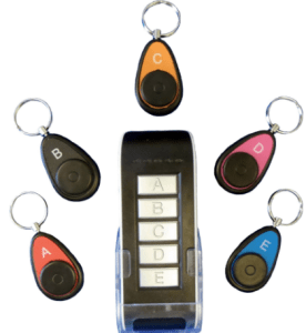 key finder for those who occasionally misplaces items such as wallet or keys