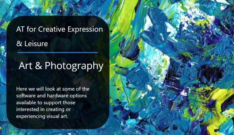 Abstract painting. Blue dominant colour. distinct brush or  pallet knife strokes. text repeated below