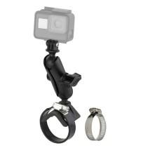 V-Base Strap Ram Mount with GoPro